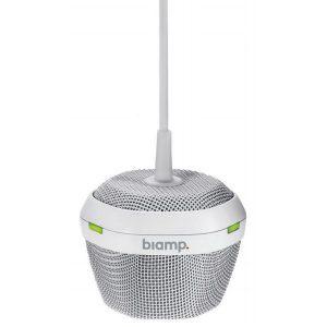 Biamp Devio Konferenzraum Tischmikrofone Deckenmikrofone