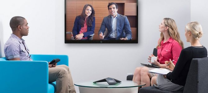 Audio Systeme fuer Meetings und Konferenzen