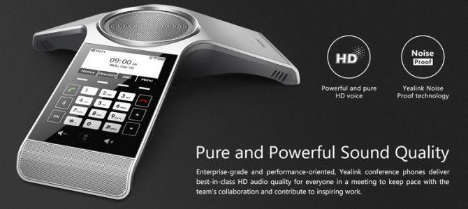 USB Tisch Mikrofon im Konferenzraum bis 6 Meter Aufnahmeradius