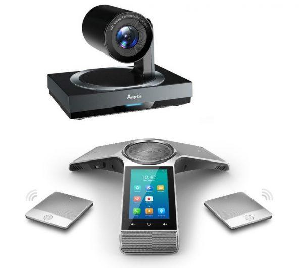 Konferenzraum Kameras